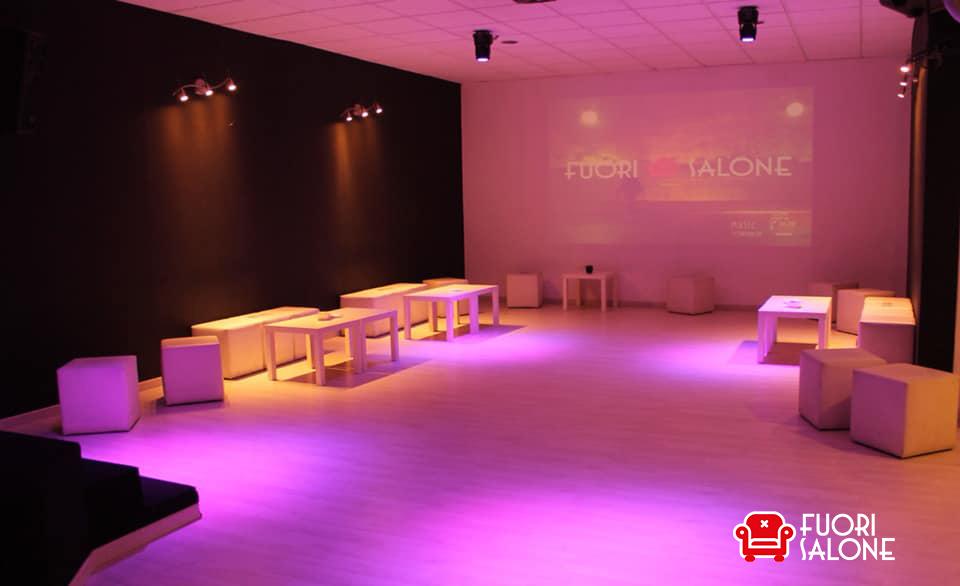 Fuori salone sala eventi catania